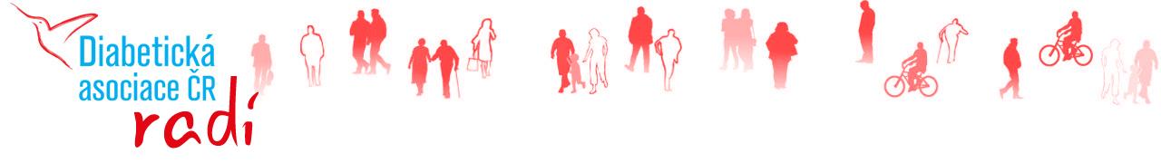 Diabetická Asociace radí Logo
