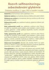 Rozvrh selfmonitoringu DM 2_PAD a bazální inzulín_1